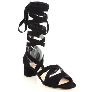 New miu miu Gladiator sandals